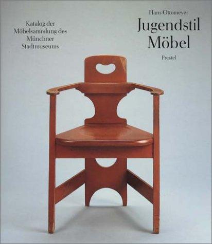 9783791308555: Jugendstil Mobel (German Text) (German Edition)