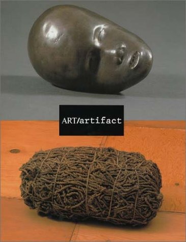 Art/Artifact: African Art in Anthropology Collections