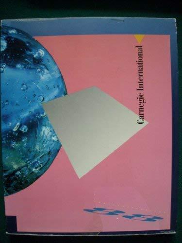 9783791308753: Carnegie International, 1988