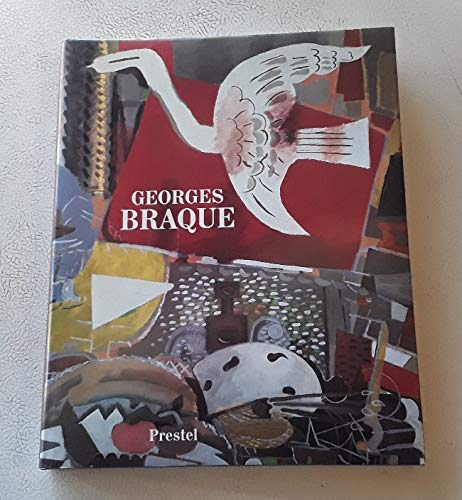 GEORGES BRAQUE: Leymarie, Jean (Editor)
