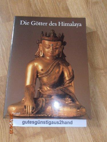 9783791309941: Die G�tter des Himalaya: Buddhistische Kunst Tibets ; die Sammlung Gerd-Wolfgang Essen
