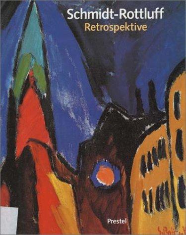 9783791309996: Karl Schmidt-Rottluff. Retrospektive