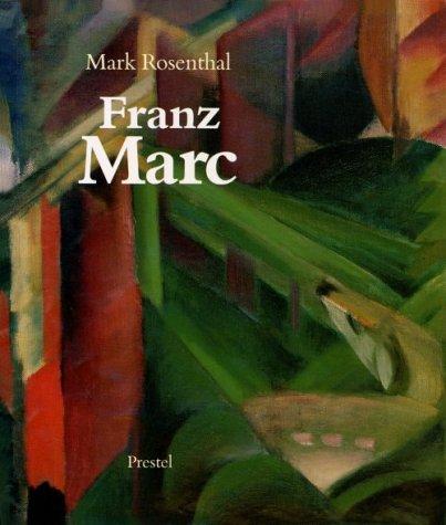 9783791310244: Franz Marc: Art & Design