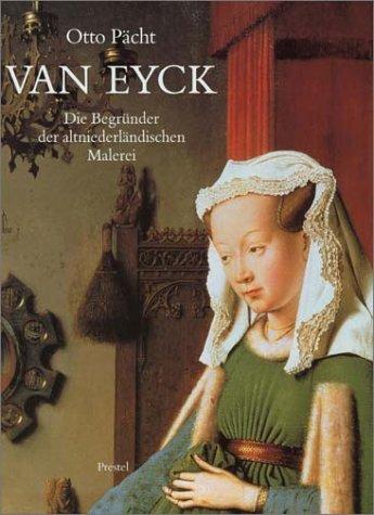 9783791310336: Van Eyck/Otto Pacht