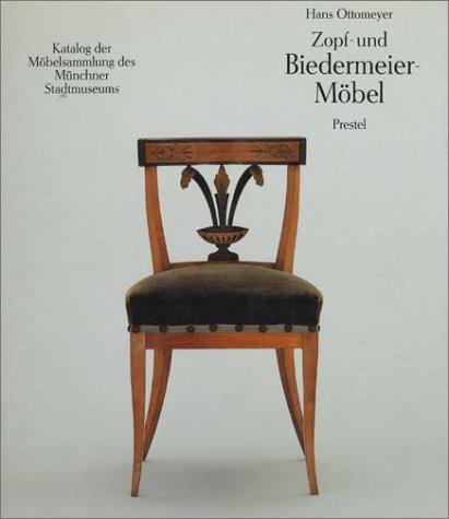9783791310824: Zopf-U.Biedermeiermoebel