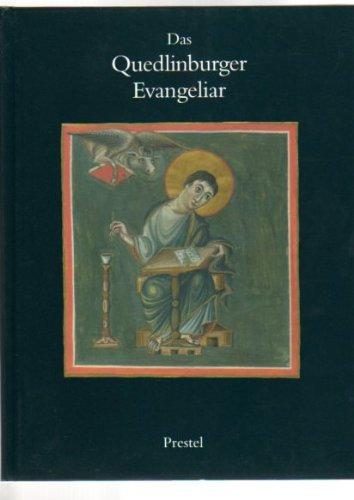 Das Samuhel-Evangeliar aus dem Quedlinburger Dom. Katalog z. Ausstellung d. Bayerischen ...