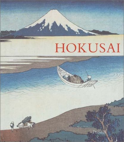 9783791311319: Hokusai: Prints and Drawings (African, Asian & Oceanic Art)