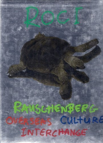 Rauschenberg Overseas Culture Interchange (Art Design)