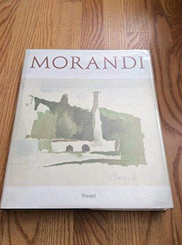 9783791312422: Giorgio Morandi: Gemälde, Aquarelle, Zeichnungen, Radierungen (German Edition)