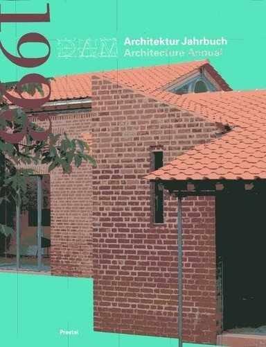 Architektur Jahrbuch 1993: Lampugnani, V. M: