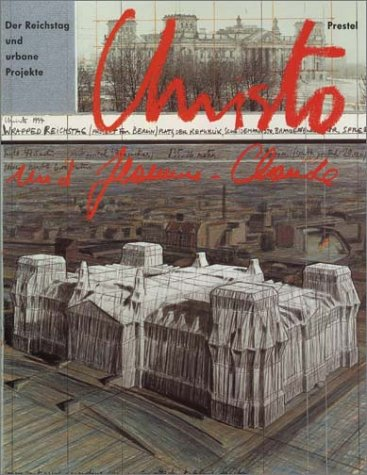 9783791313078: Christo: The Reichstag and urban projects