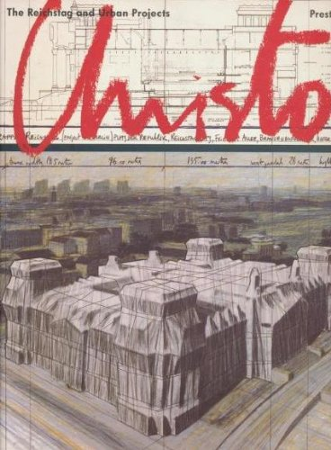 9783791313238: Christo: Reichstag and Urban Projects
