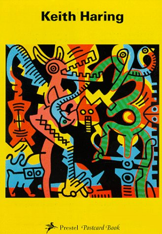 Keith Haring: Prestel Postcard Book