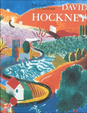 David Hockney: Paintings.