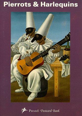 Pierrots and Harlequins Postcard Book (Prestel postcard books) - Prestel