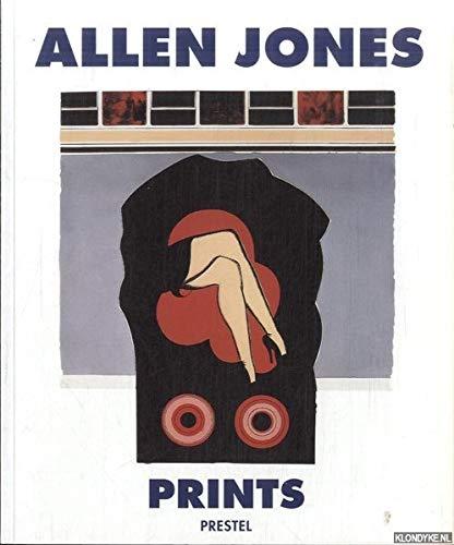 9783791314815: Allen Jones: Prints (Art & Design)
