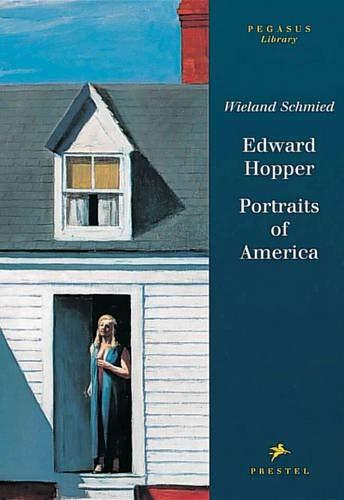 9783791314853: Edward Hopper: Portraits of America (Pegasus Library)