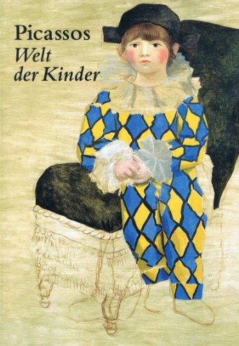 Picassos Welt der Kinder (German Edition): Picasso, Pablo