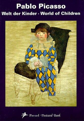9783791314990: Pablo Picasso: Welt Der Kinder - World of Children (Prestel postcard books)