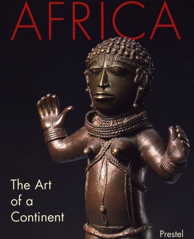 Africa: The Art of a Continent: Unk;Royal Academy of Arts (Great Britain)