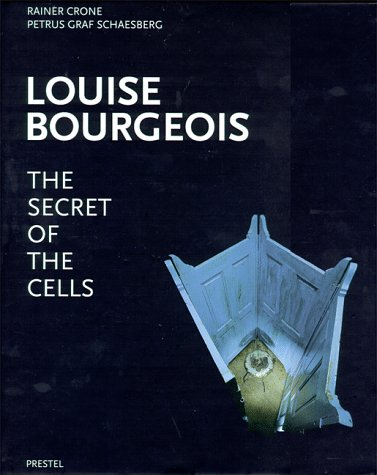 9783791316109: Louise Bourgeois: The Secret of the Cell