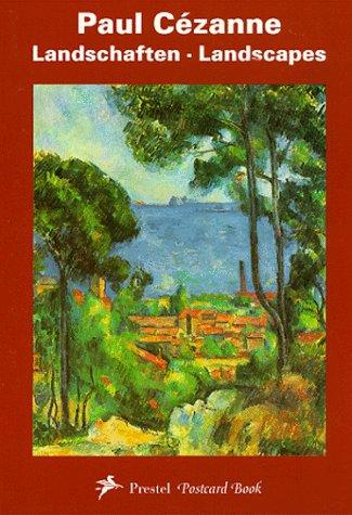 9783791316161: Paul Cezanne: Postcard Books (Prestel Postcard Books)