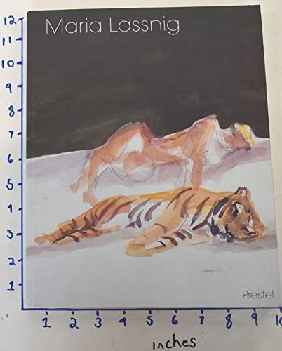 9783791316284: MARIA LASSNIG: ZEICHNUNGEN UND AQUARELLE, 1946-1995 (Maria Lassnig: Drawings and Watercolors, 1946-1995)