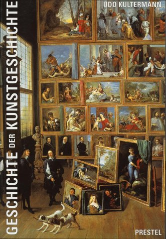 9783791316598: Die Geschichte Der Kunstgeschichte /Allemand