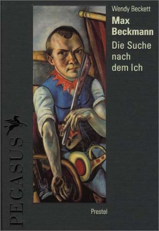 "Max Beckman. Die Suche Nach Demich ""Language: German"" (3791317938) by Beckett, Wendy"