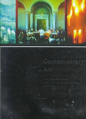 9783791318691: Contemporary Art: The Collection of the ZKM, Center for Art and Media Karlsruhe (Museum Guides.......Large Format)