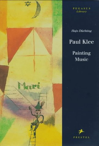 9783791318721: Paul Klee: Painting Music (Pegasus Library)