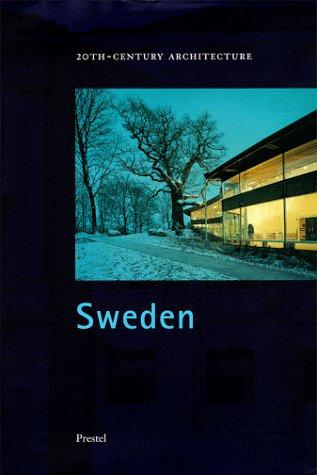 9783791319360: Sweden: 20Th-Century Architecture