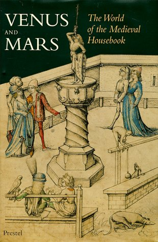 9783791319919: Venus and Mars: The World of the Medieval Housebook