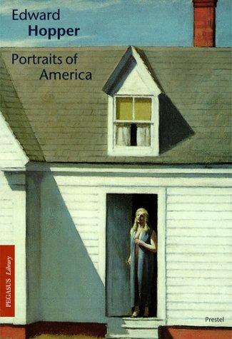 9783791320083: Edward Hopper (Pegasus 75) /Anglais: Portraits of America (Pegasus Series)