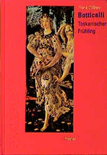 9783791320250: Botticelli: Images of love and spring (Pegasus library)