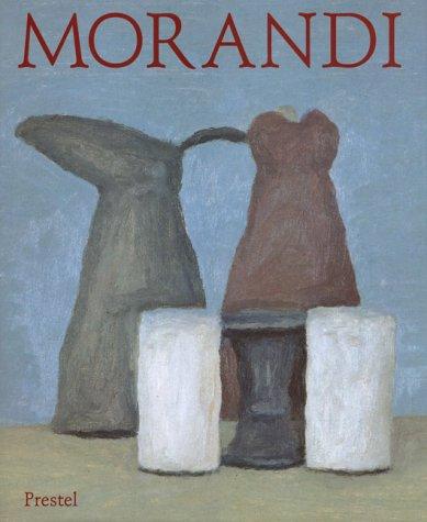 9783791320540: Giorgio Morandi. Gemälde, Aquarelle, Zeichnungen, Radierungen.