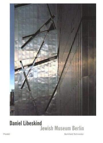 9783791320755: Daniel Libeskind: Jewish Museum Berlin (Architecture)