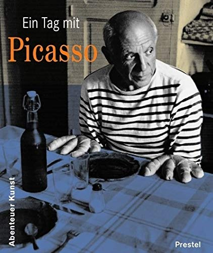 9783791321981: Ein Tag Mit Picasso (Adventures in Art/Abenteuer Kunst) /Allemand