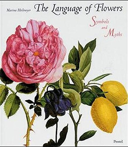9783791323961: The Language of Flowers (Art & Design)