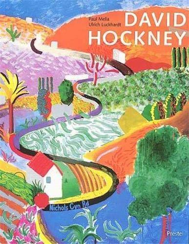 9783791324135: David Hockney Paintings (Paperback) /Anglais (Art & Design)