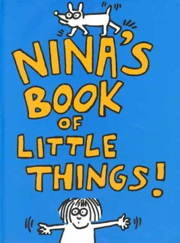 9783791324531: Nina's Books of Little Things (Art & Design)