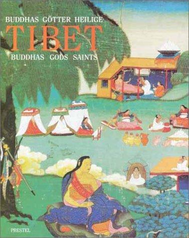 9783791325033: Tibet: Buddhas - Gods - Saints (African, Asian & Oceanic Art S.)