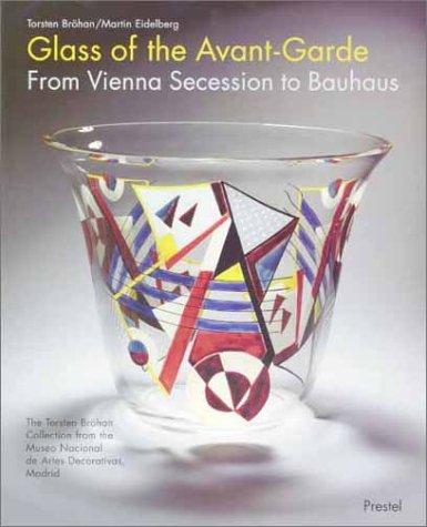 9783791325118: Glass of the Avant-Garde: Cristal de Vanguardia