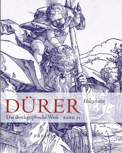 9783791325231: Das druckgraphische Werk, 3 Bde., Bd.2, Holzschnitte