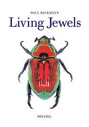 9783791325286: Living Jewels: The Natural Design of Beetles (Art & Design)