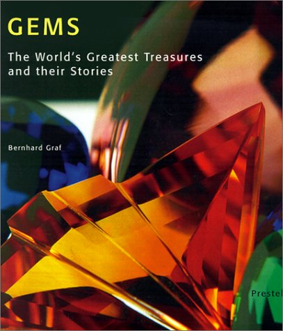 9783791325811: Gems. The World's Greatest Treasures and their Stories (Art & Design S.)