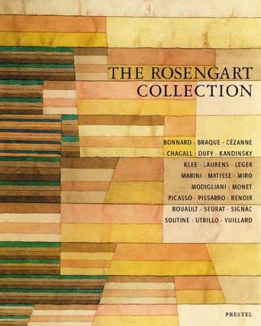 9783791326733: The Rosengart Collection /Anglais (Art & Design)