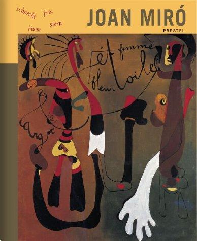 Joan Miro. Schnecke, frau, blume, stern.: Stefan von Wiese,