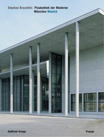 9783791328317: Stephan Braunsfels: Pinakothek Der Moderne Munich (Prestel Museum Guides) (German Edition)