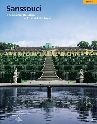 9783791328744: Sanssouci (Guide Books on the Heritage of Bavaria & Berlin)